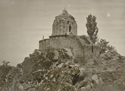 Kashmir. Temple of Jyeshteswara [Shankaracharya], on the Takht-i-Suliman Hill, near Srinagar. Probable date 220 B.C. 1